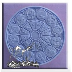 Moule en silicone - Zodiac Cupcake Topper - Alphabet Moulds