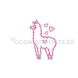 stencil Llama PYO / Lama PYO - Cookie Countess
