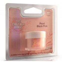 Edible Silk - rose blush perlé - 5g