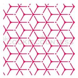 Hexagones géométriques