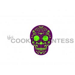2 piece Sugar Skull set