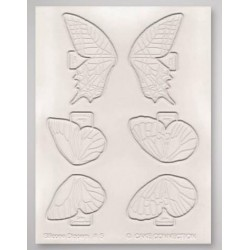 5 - large butterfly mold - CakePlay