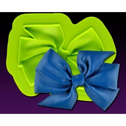 Moule Pinwheel Bow - 5,72 x 5,08 cm - Marvelous Molds