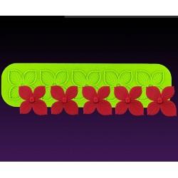 Large Hydrangea Petalear™ - 19,05 x 3,5 cm - Marvelous Molds