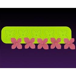Moyen Hortensia Petalear ™ - 17,78 x 3,18 cm - Marvelous Molds