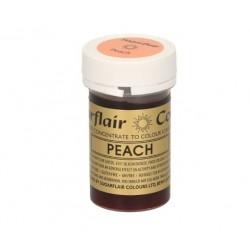 colorant alimentaire concentré peach / pêche - 25g - Sugarflair