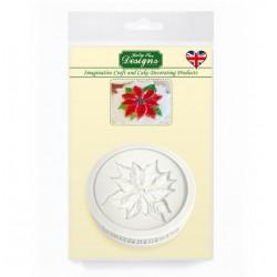 Poinsettia - Étoile de Noël Topper