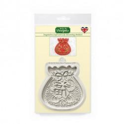 Sac porte-monnaie chinois