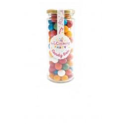 Pot en verre de bonbons Bubble gums de ScrapCooking - 300g