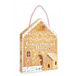 Gingerbread House Cutters Kit of ScrapCooking