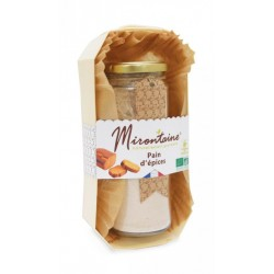 Kit for gingerbread - 330g