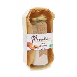 Kit pour pain d'épices - 330g