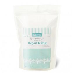 Glaçage Royal Mix Squires Kitchen - Blanc - 500g