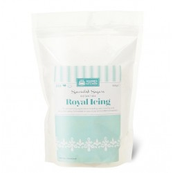 Royal Icing Mix Squires Kitchen - White - 500g
