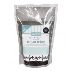 Royal Icing Mix Squires Kitchen - Tuxedo Black - 500g