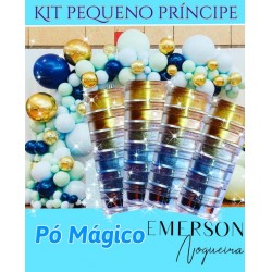 "Magic powder kit ""little Prince"" - 6 pieces - 3g each - Emerson"