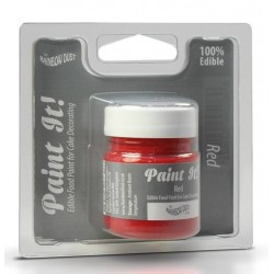 Paint it - Red - Rouge