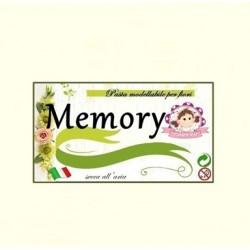 """Porcelaine froide """"Memory"""" naturelle (à colorer) 250g"""