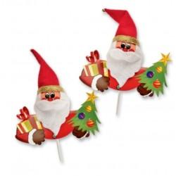 Père Noël à piquer