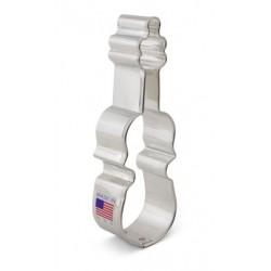 Emporte-pièce  violin / violon - 11.43 cm - Ann Clark
