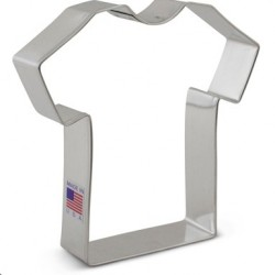 "Cookie cutter T-Shirt large - 4 3/8"" x 4 3/8"" - Ann Clark"