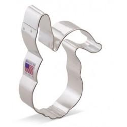 Emporte-pièce  rabbit face / visage de lapin - 10.8 cm - Ann Clark