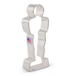 Emporte-pièce  award statue  / statue de récompense - 12.7 x 4.76 cm - Ann Clark