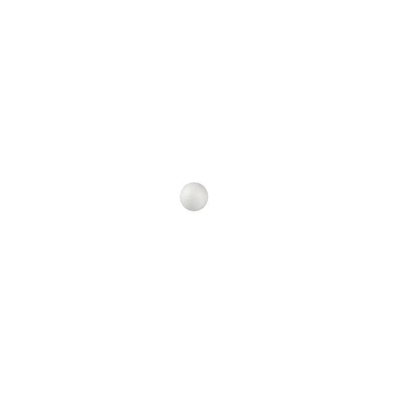 Ball of polystirene diameter 0.78in