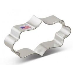 Emporte-pièce long fancy plaque / longue plaque fantaisiste - 10.5 cm - Ann Clark