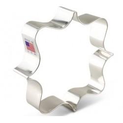 Emporte-pièce square plaque / plaque carrée - 10.16 cm - Ann Clark
