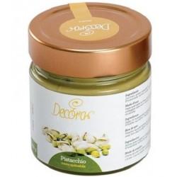 Pâte concentrée aromatisée pistache pure 160g