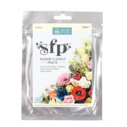 SK SFP sugar florist paste cream 200g - Squires Kitchen