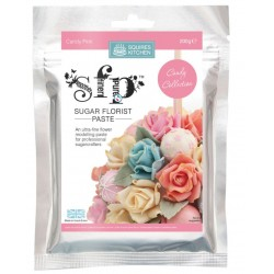 SK SFP sugar florist paste candy pink 200g - Squires Kitchen