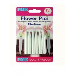 PME - flower pics - medium - pk 12