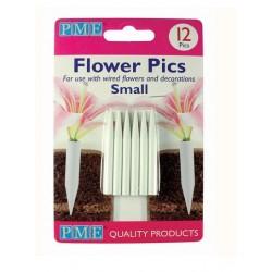 PME - tubes pour fleurs - small / petit - 12 pièces