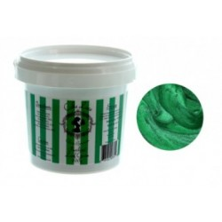 "Cake Lace ""pearlised leaf green"" 200g ready for use"