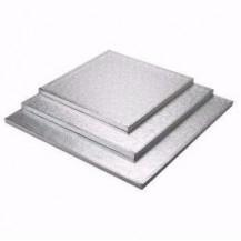 Plateau, cakeboard, socle carré