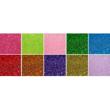 la poudre scintillante de Rainbow Dust