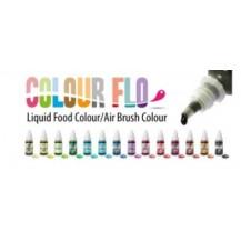 Liquid Colour & Colour Flo de Rainbow Dust