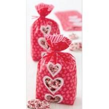 Sac - sachet - emballage - biscuit, bonbon, décoration