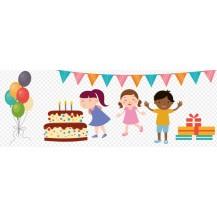 thème anniversaire enfant divers