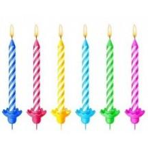 les bougies anniversaires