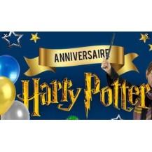 thème Harry Potter