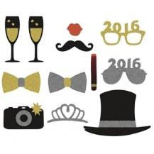 thème sur la nouvelle année