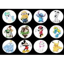 cartoons theme - series - movies
