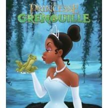thème La princesse et la grenouille