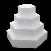 Dummy / Polystyrène hexagone