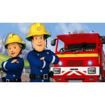 thème Sam le pompier