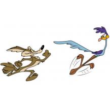 thème Bip Bip & Coyote
