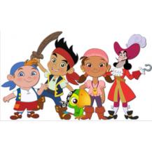 thème Jake et les pirates